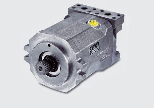 motor hmf-02 linde