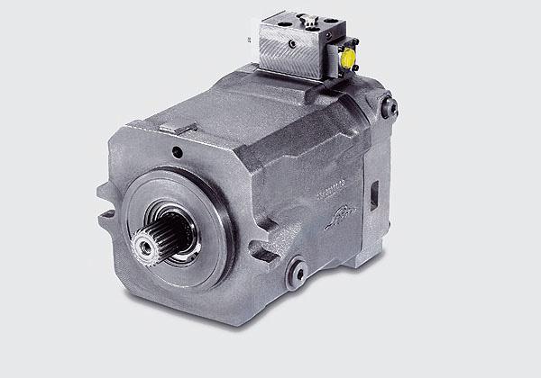 motor hmr-02 linde
