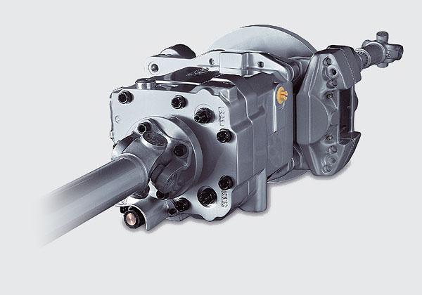 motor hmv/r-02 linde