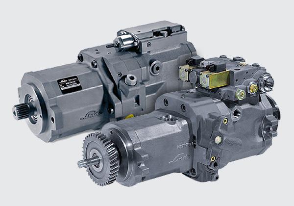 bomba + motor K-02 linde