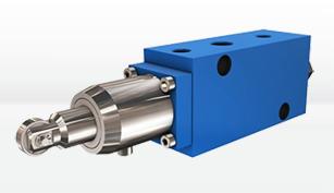 anti-slipping valves poclain