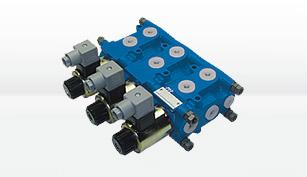 directional control valves poclain