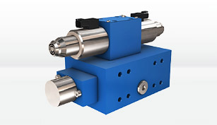 freewheeling valves poclain