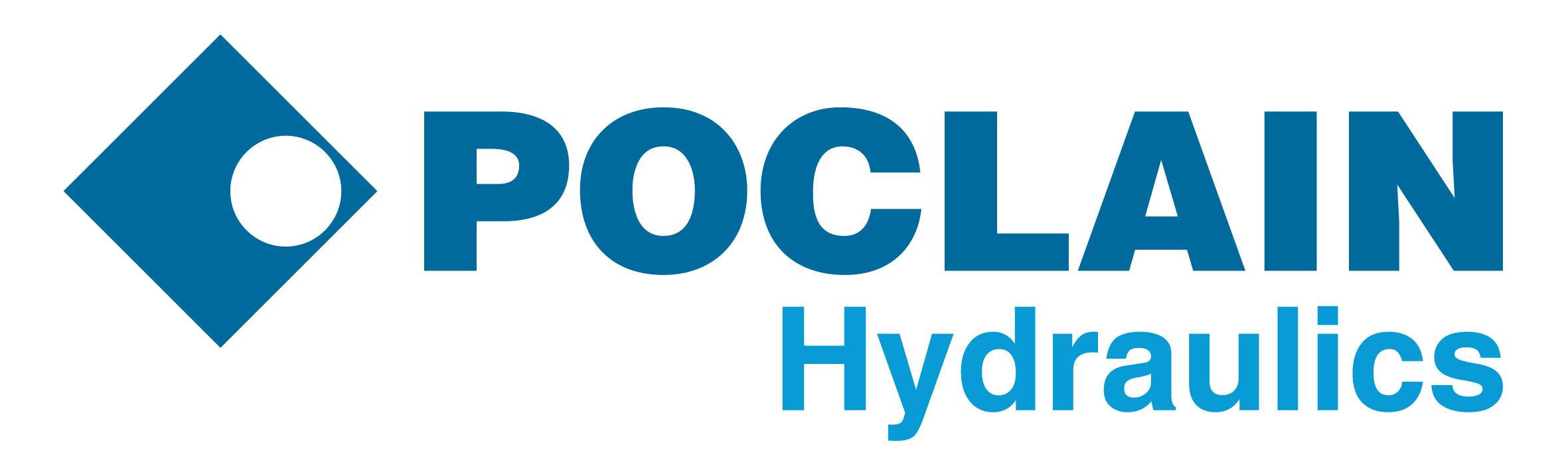 logo poclain hydraulics